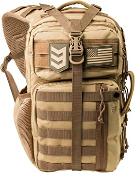 3V Gear Outlaw Sling Pack - Coyote Tan: Amazon.es: Deportes y aire libre