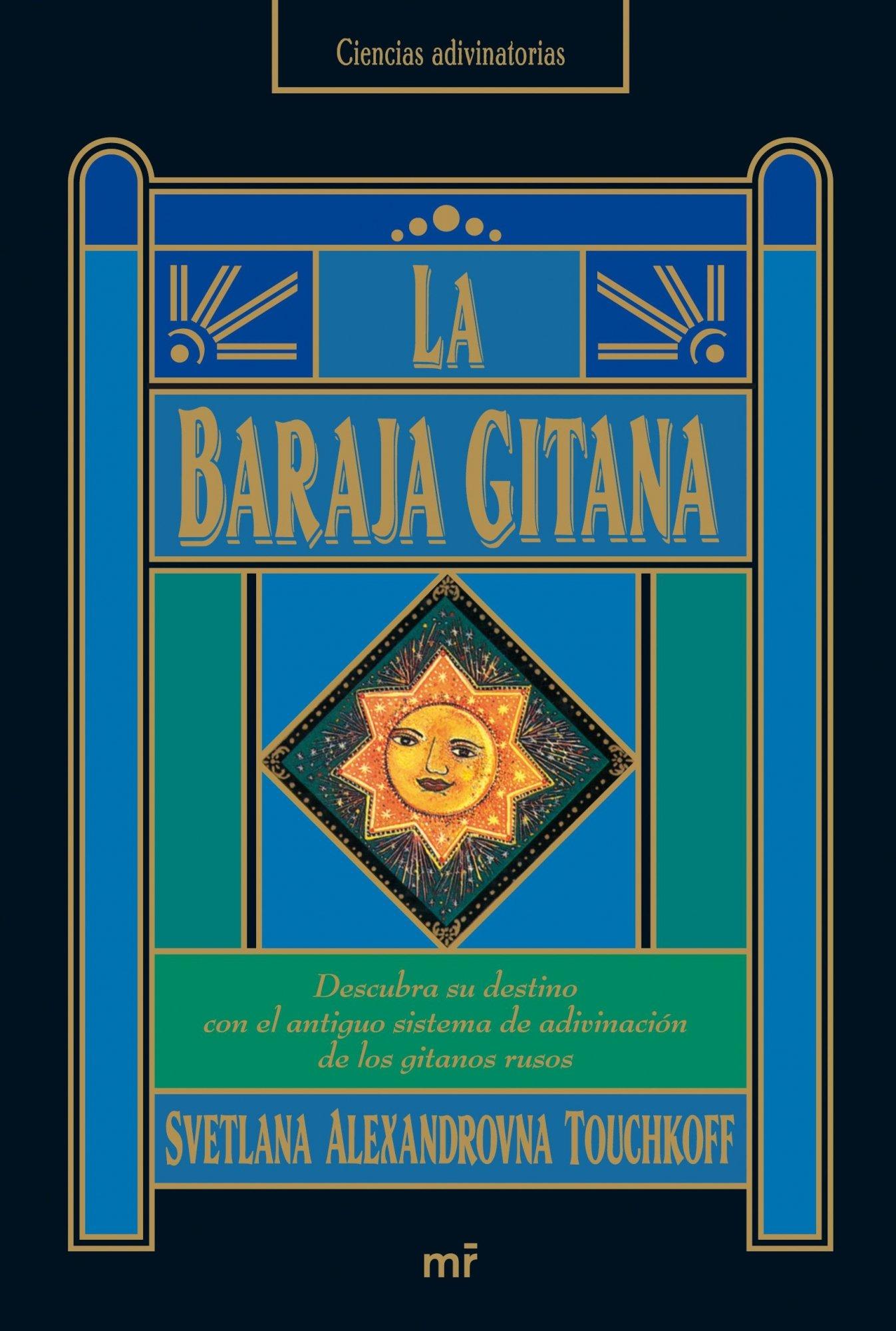 La baraja gitana (MR Prácticos): Amazon.es: Svetlana ...