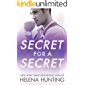 A Secret for a Secret (All In Book 3) (English Edition)