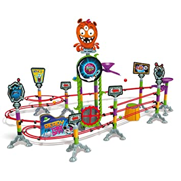Imaginarium Bounce In Space - Circuito para construir con piezas en cadena, unisex: Amazon.es: Bebé