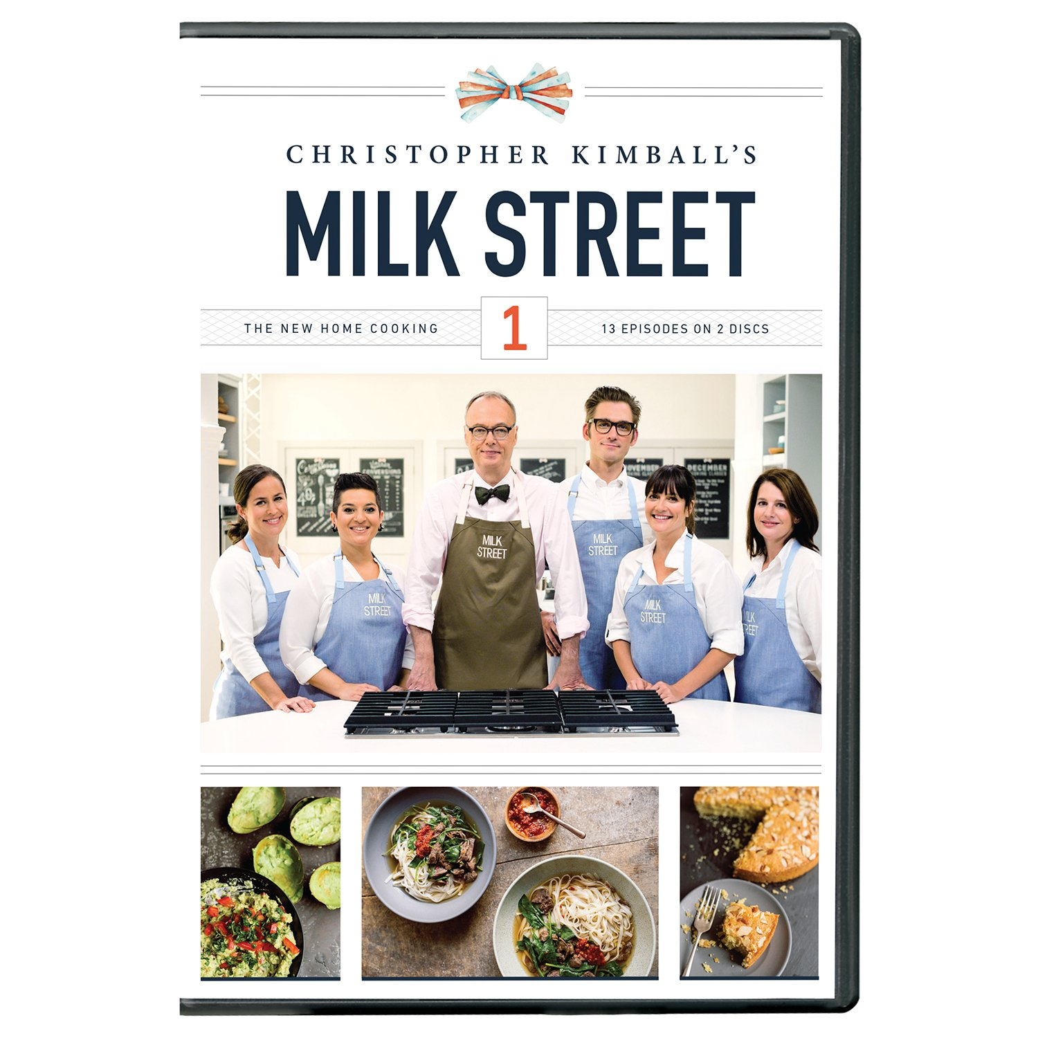 Amazon.com: Christopher Kimball\'s Milk Street: Season 1: n/a: Movies ...
