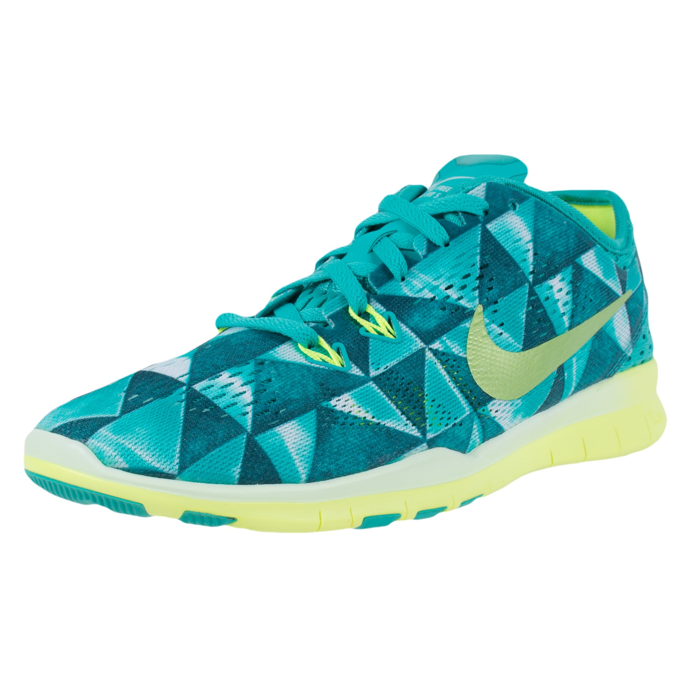 premium selection 9a7af 063f9 Galleon - Nike Women s Free 5.0 TR Fit 5 Print Cross Training Shoes