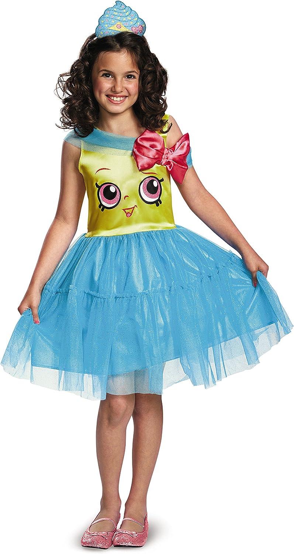 Shopkins Classic Cupcake Queen Child Costume