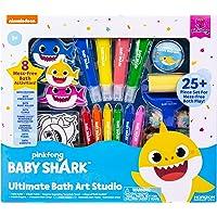 Baby Shark Ultimate Bath Art Studio By Horizon Group USA