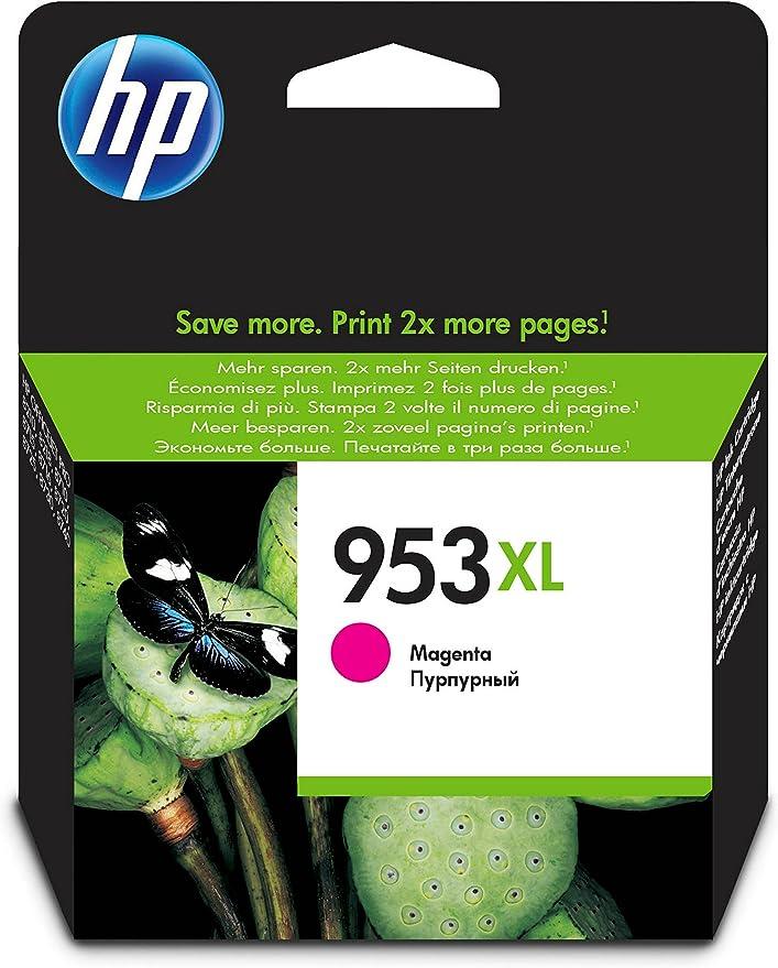 HP 953XL Magenta Original Ink Cartridge 20.5ml 1600páginas Magenta ...