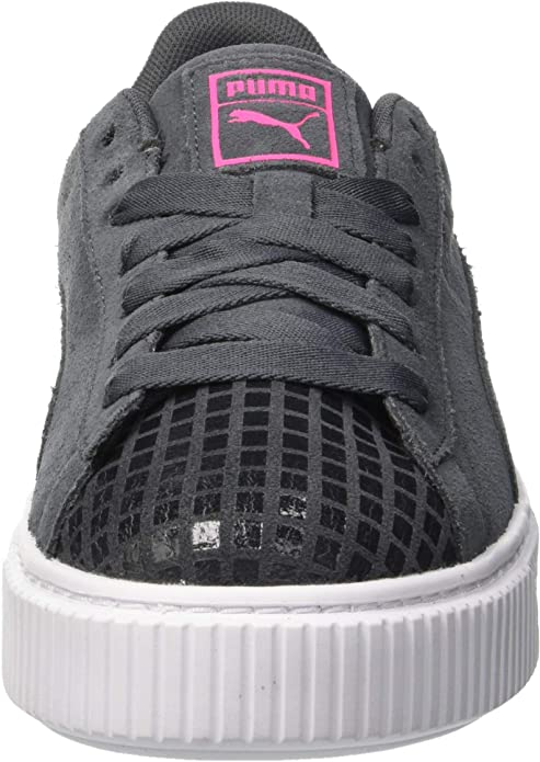 PUMA Suede Platform Street 2 Wn's, Sneakers Basses Femme