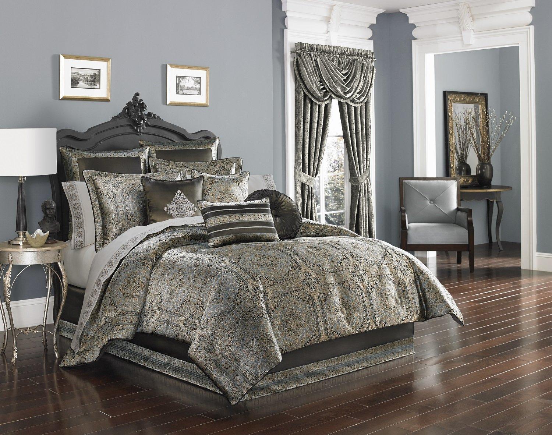 Bridgeport Spa Comforter Set Queen By J Queen New York