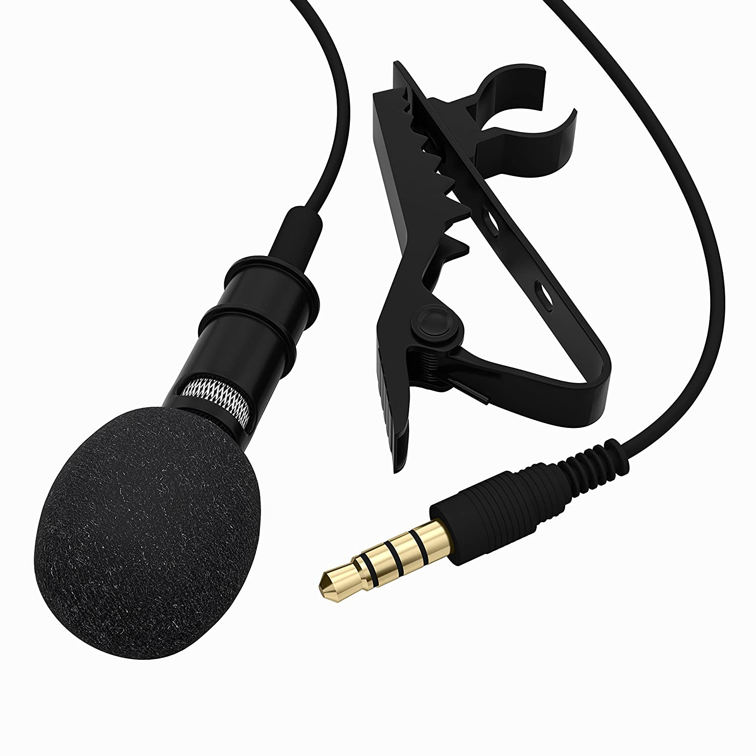 Miracle sound deluxe - lapel microphone for youtube