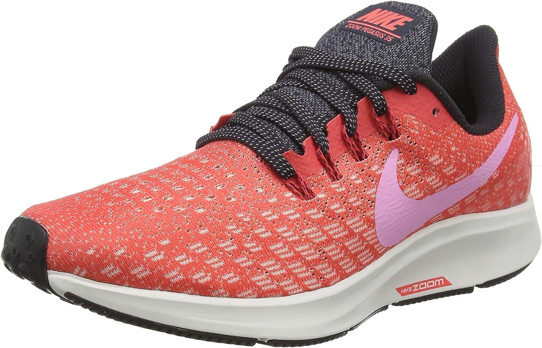 Nike Wmns Air Zoom Pegasus 35, Zapatillas de Running para Mujer: Amazon.es: Zapatos y complementos