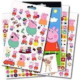 Stickerland Peppa Pig Stickers with Bonus Reward Sticker, Pack of 295