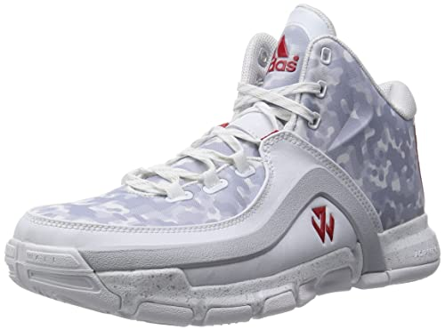 ca4d2eaad584 adidas Performance J Wall Men s Basketball Shoes White S85573