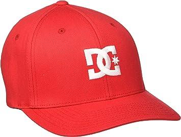 DC Shoes Cap Star-Gorra para Hombre Flexfit: Amazon.es ...