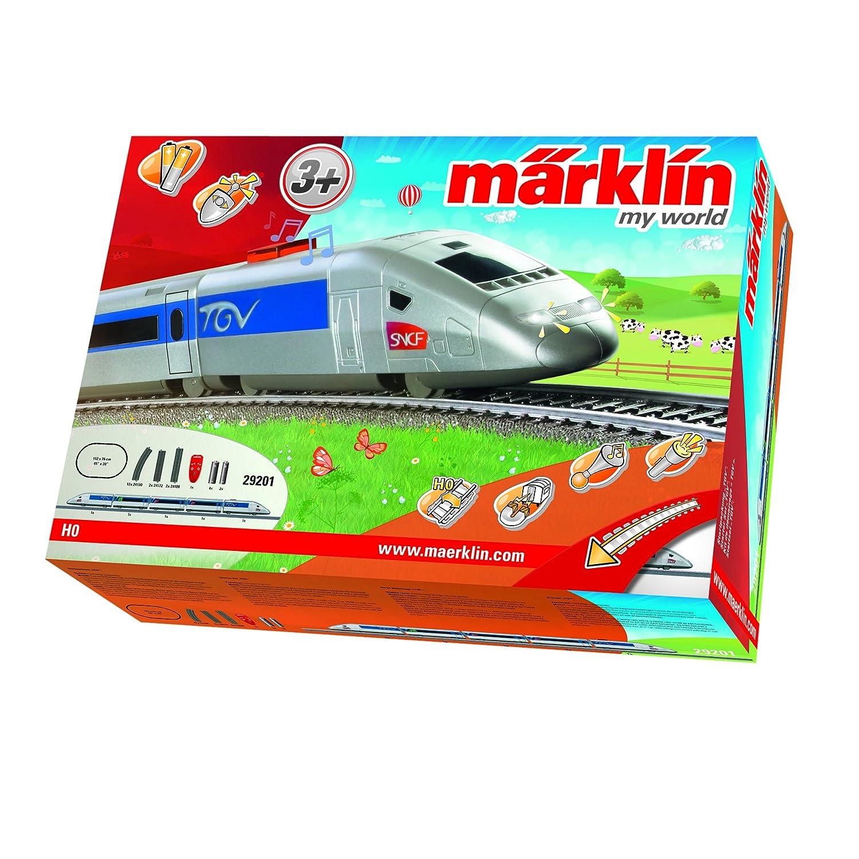 Märklin 29201 - Maqueta de tren de alta velocidad (incluye ...