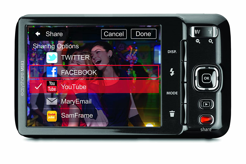 amazon com kodak easyshare m583 14 mp digital camera with 8x rh amazon com Operators Manual User Guide