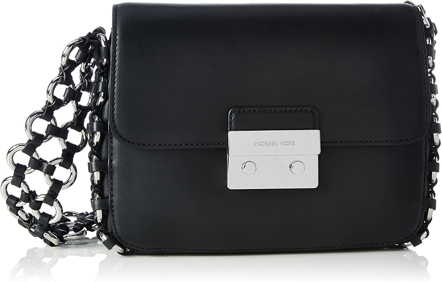 MICHAEL Michael Kors Piper Large Flap Shoulder Bag: Amazon
