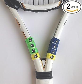Amazon.com: izzers - Juego de 2 raquetas de tenis: Sports ...