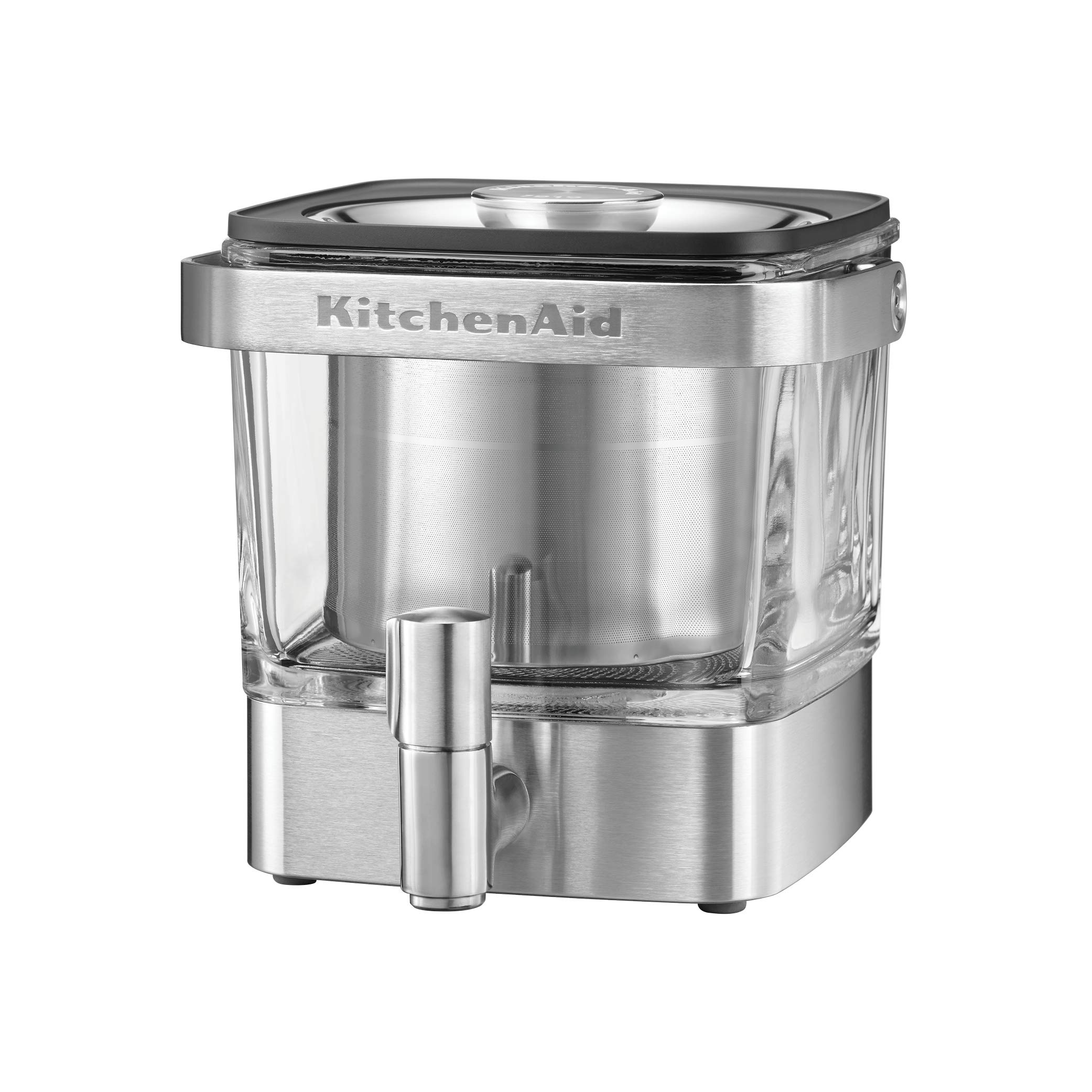 KCM5912SX KitchenAid 38 Oz Brushed Stainless Steel Cold Brew XL Coffee Maker
