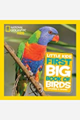 National Geographic Little Kids First Big Book of Birds (National Geographic Little Kids First Big Books) Hardcover