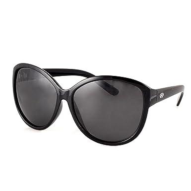 31ea7f308 13Fifty New York Women's Polarized Sunglasses Oversized Cateye Fashion  Glasses (Gray)