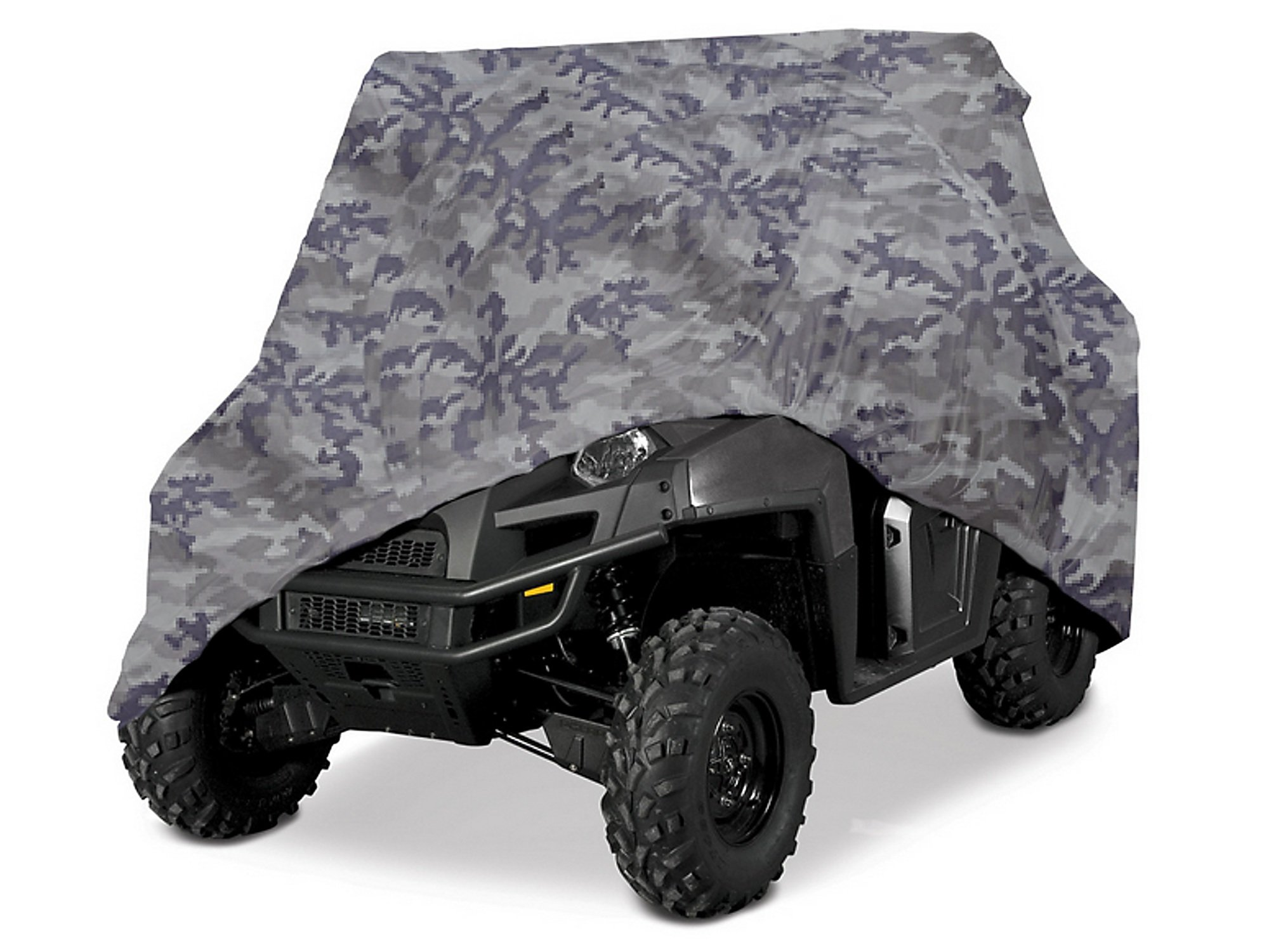 CoverMates – UTV Cover – 58W x 120D x 70H – Elite Plus Collection – 4 YR Warranty – Year Around Protection- Camo