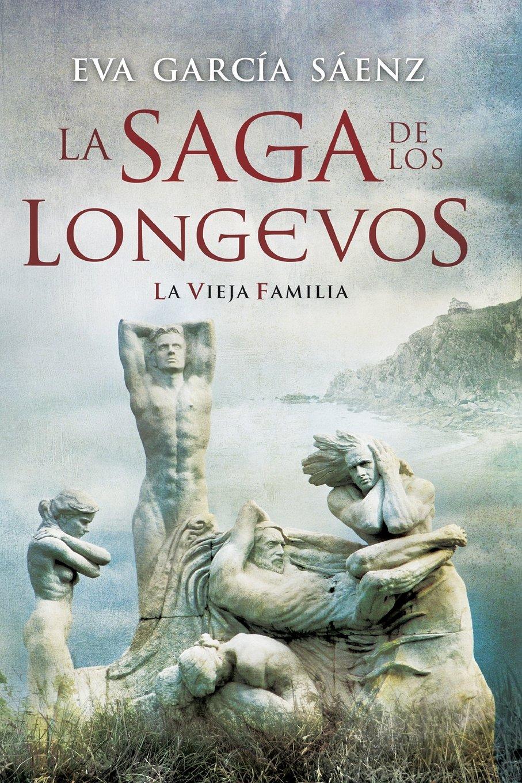 La saga de los longevos: La vieja familia (Spanish Edition): Eva García Sáenz, Masgrafica: 9781470038007: Amazon.com: Books