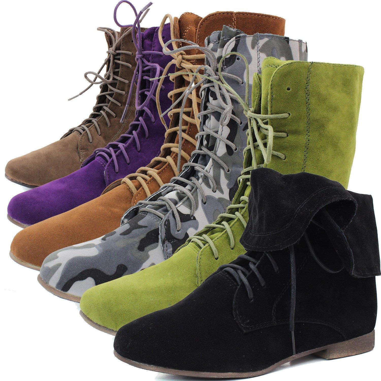 Breckelles Women Sandy-62S Boots