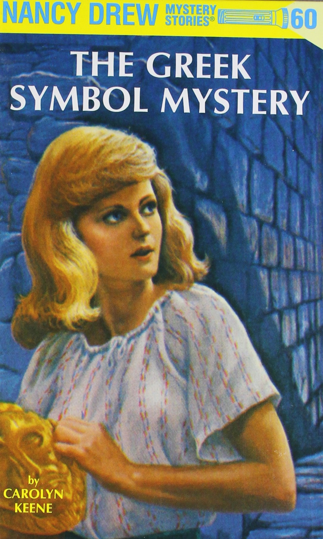 Nancy Drew 60: The Greek Symbol Mystery by Grosset & Dunlap