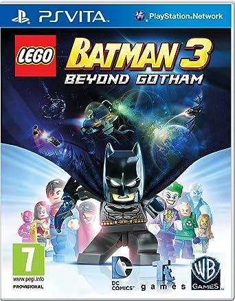 LEGO Batman 3: Beyond Gotham (PS Vita): Amazon.co.uk: PC & Video Games