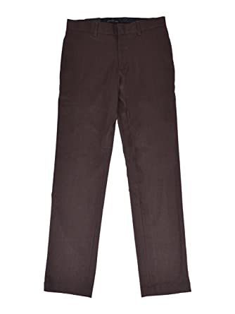 Banana Republic Mens Emerson Vintage Straight Fit Dress Pants