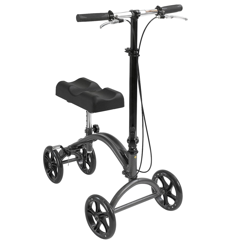 Amazon Com Drive Medical Dv8 Aluminum Steerable Knee Walker Crutch