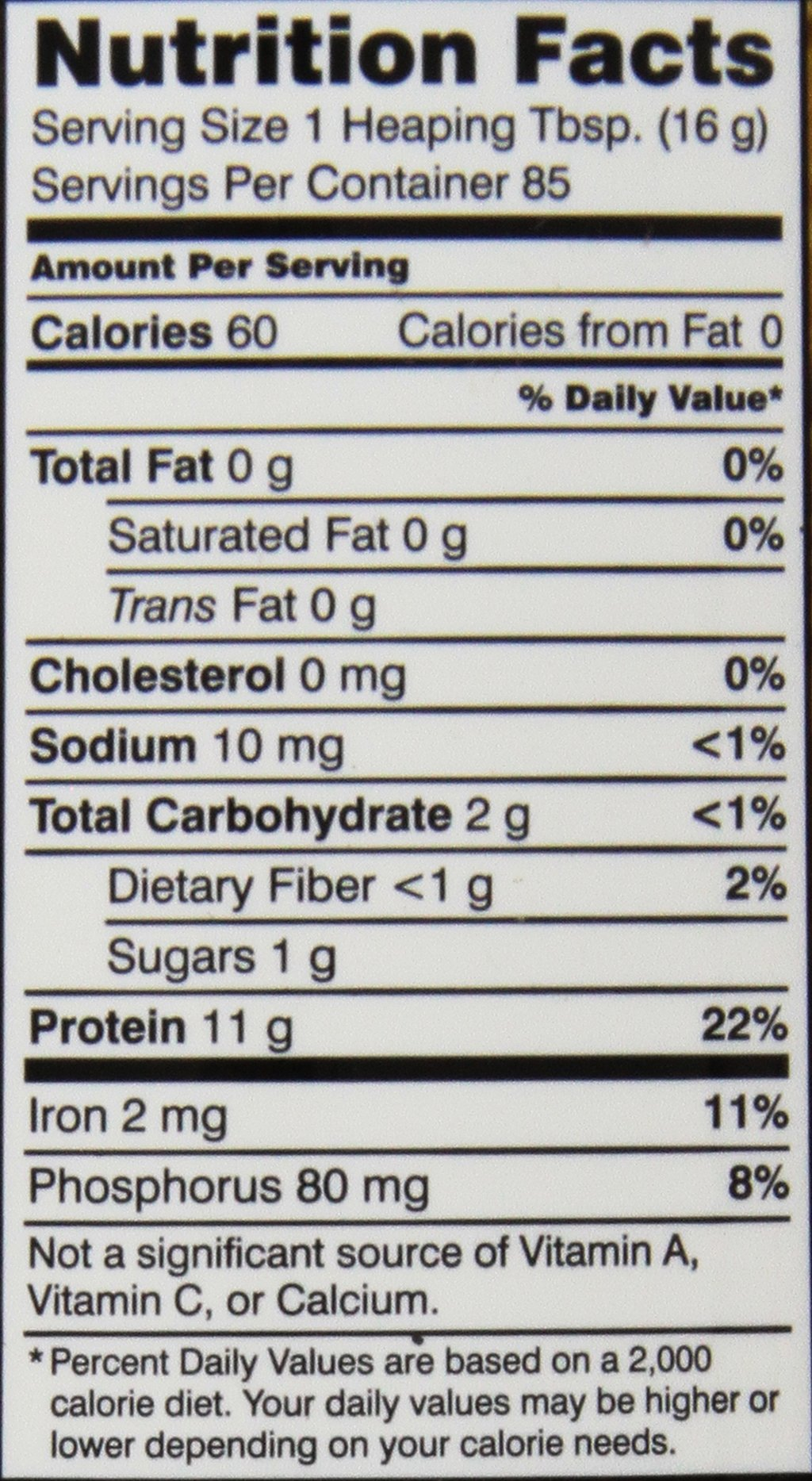 Nutribiotic Rice Protein, Chocolate, 3 Pounds by Nutribiotic (Image #2)