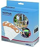 Nilfisk Bolsas para Aspirador de Bricolaje Buddy II, Blanco