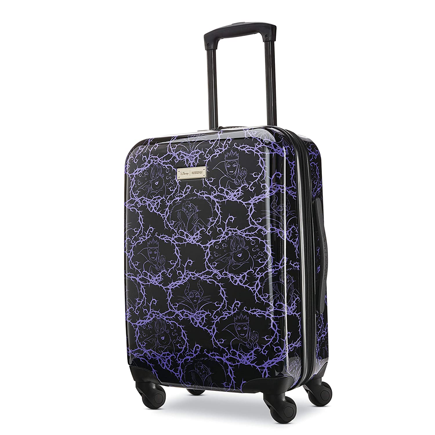 Image of American Tourister Carry-on, Villains Luggage
