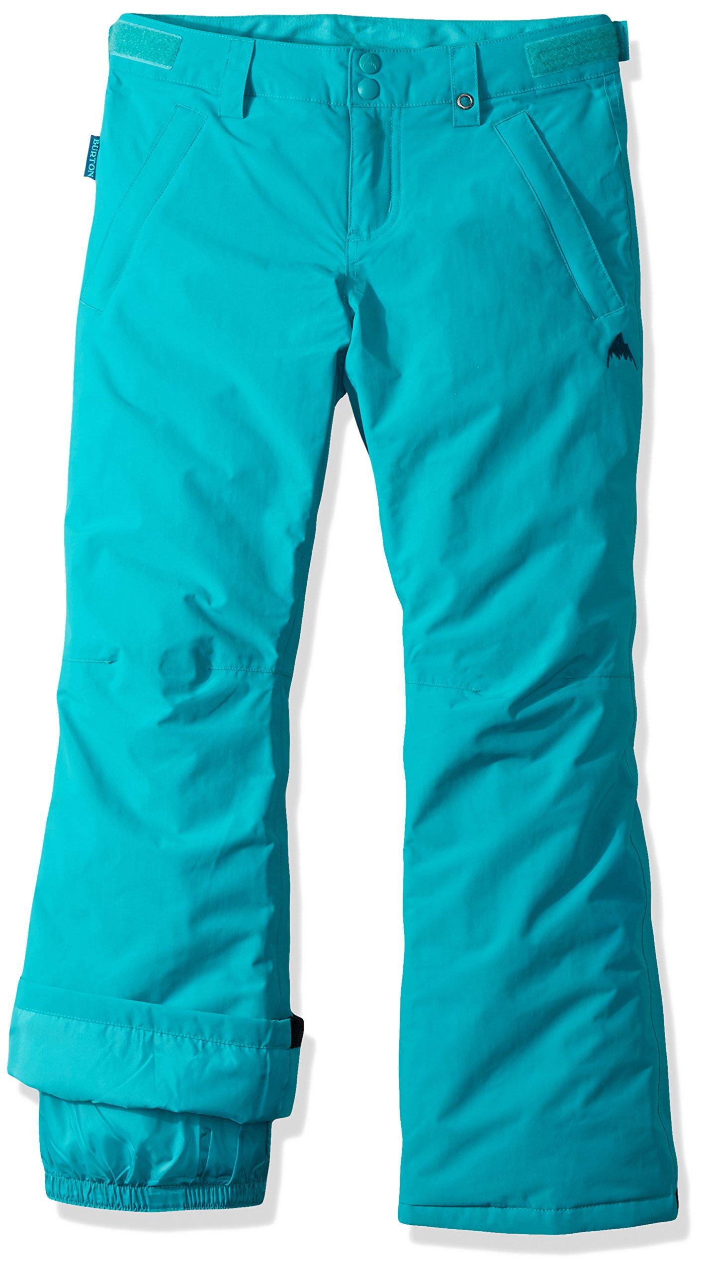 Burton Youth Girls Sweetart Pants, Everglade, Medium