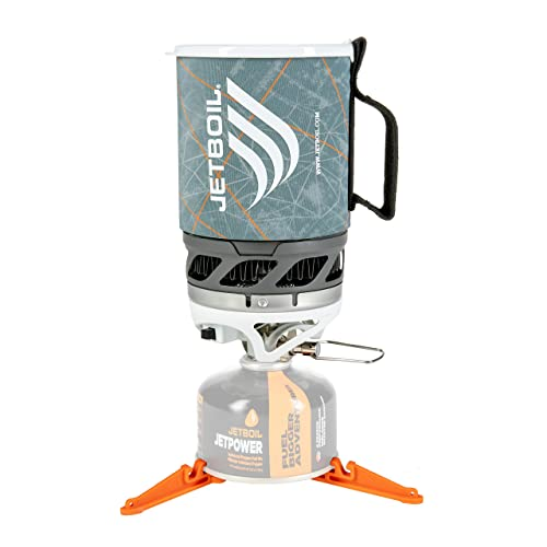 Jetboil MicroMo Camping Stove Cooking System