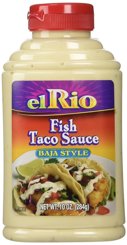 Baja fish tacos sauce for Fish sauce ingredients