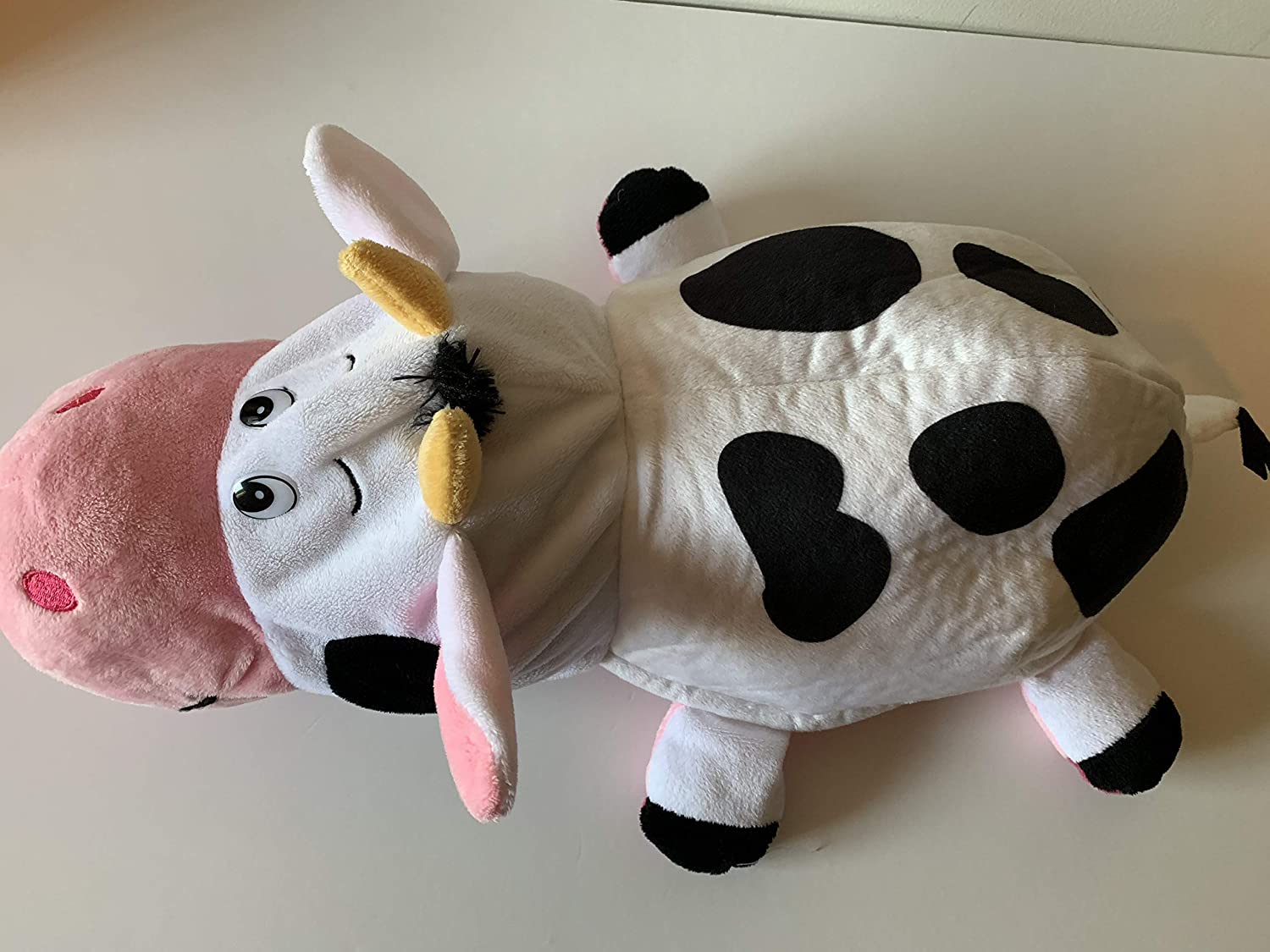 weighted dragon//unicorn or pig//cow with 4 lbs Weighted stuffed animal
