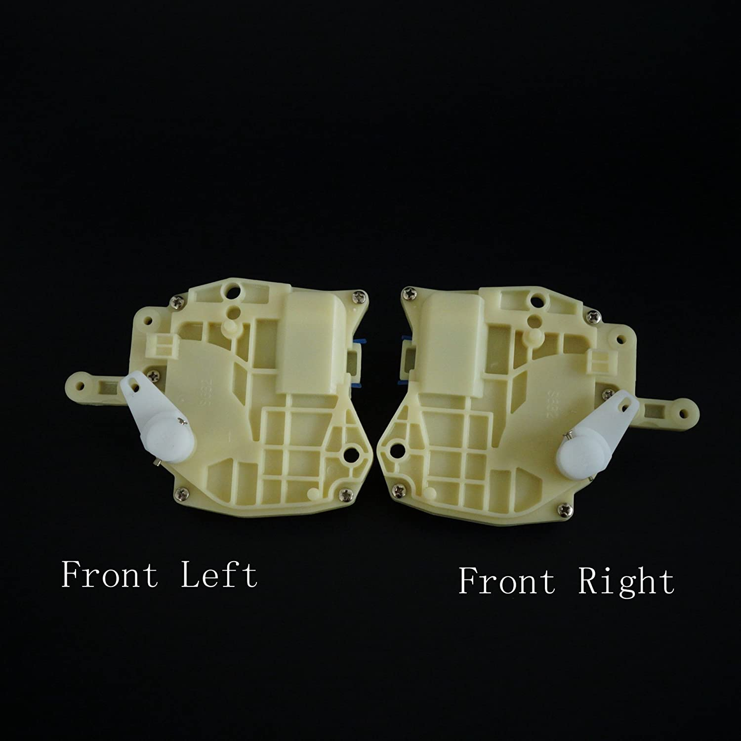 1 Set Rear Left//Right Door Lock Actuator for Honda Odyssey Civic 72655-S84-A01 72615-S84-A01 Non Integrated