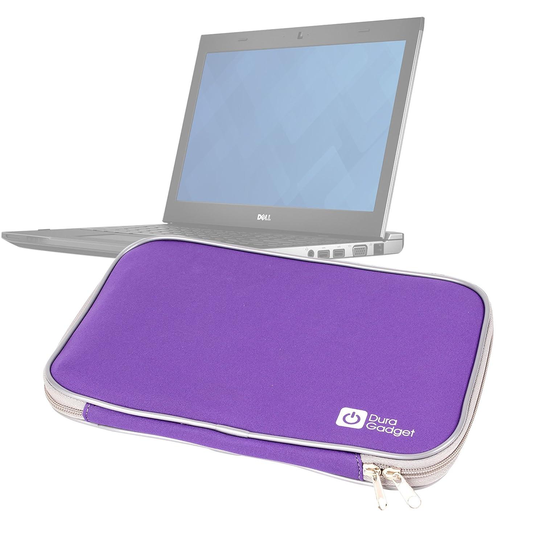 Amazon Com Duragadget S Purple Water Shock Resistant Laptop Case