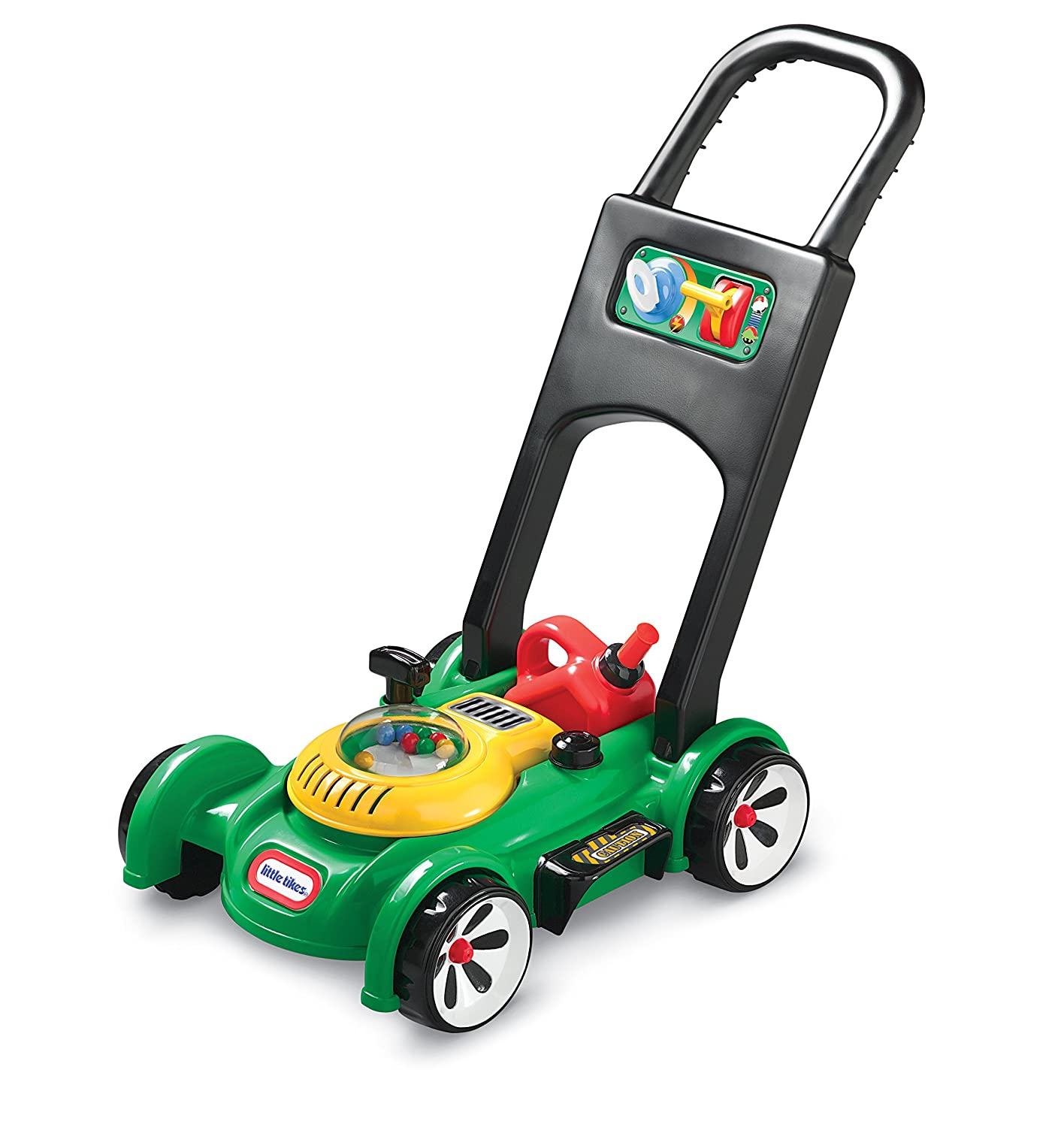 Amazon Little Tikes Gas n Go Mower Toys & Games