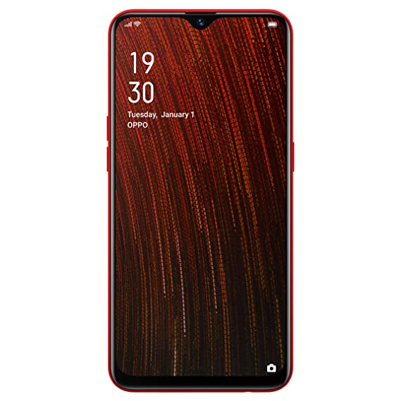OPPO A5S (Red, 2GB RAM, 32GB Storage) with No Cost EMI/Additional Exchange  Offers