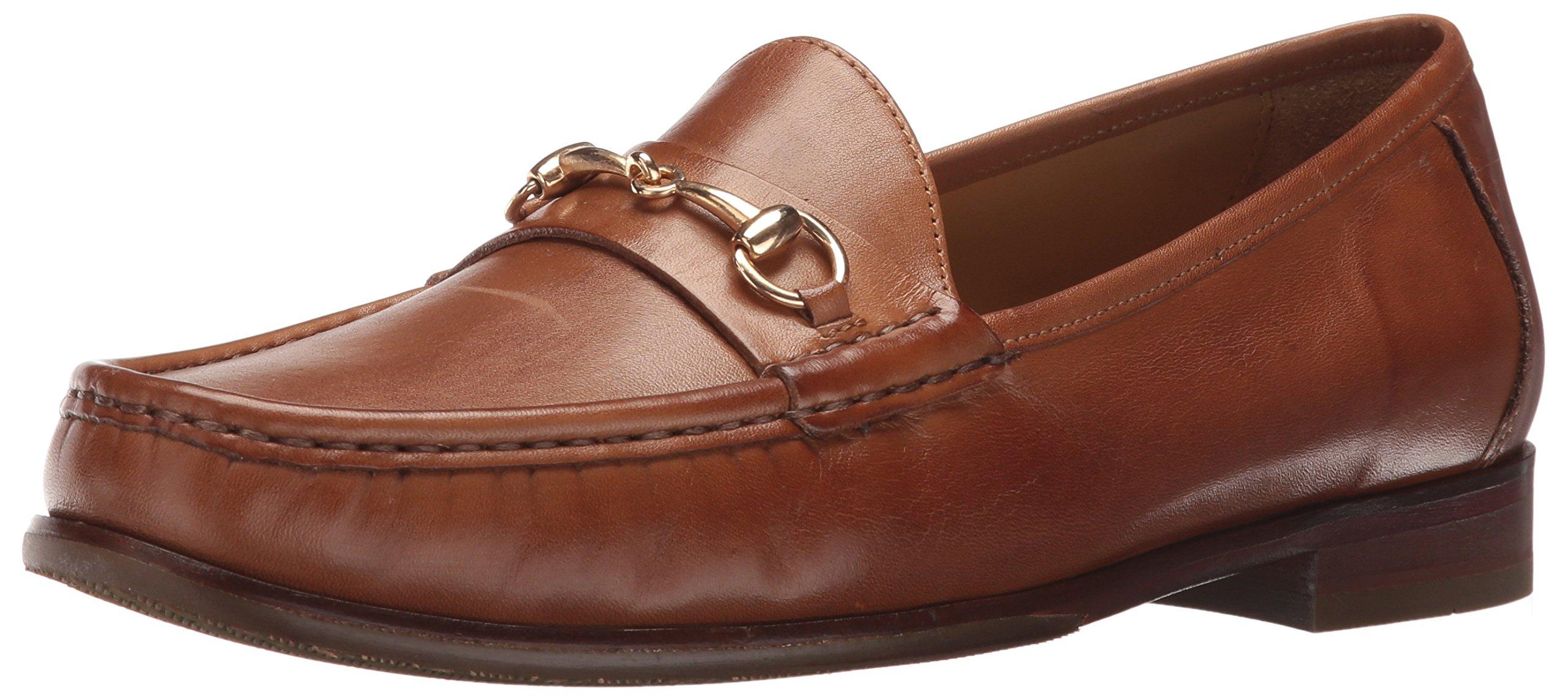 Cole Haan Men's Ascot II Loafer, British Tan, 10.5 Medium US
