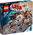 The LEGO Movie 70807: MetalBeard's Duel