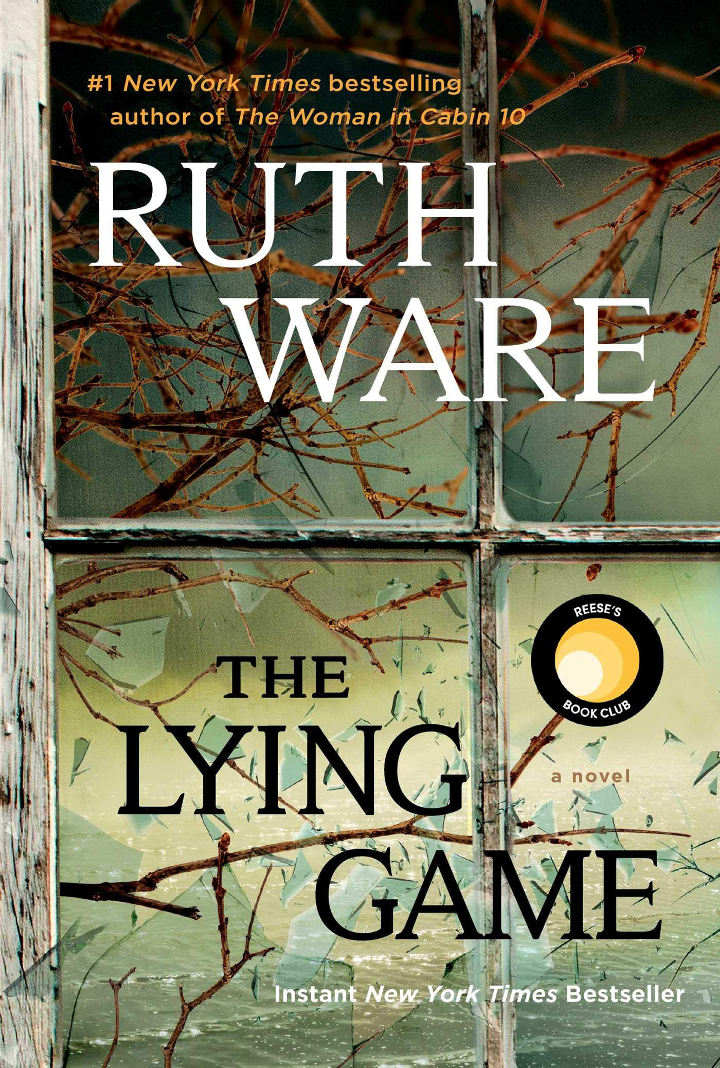 The Lying Game: Ware, Ruth: 9781982143411: Books - Amazon.ca