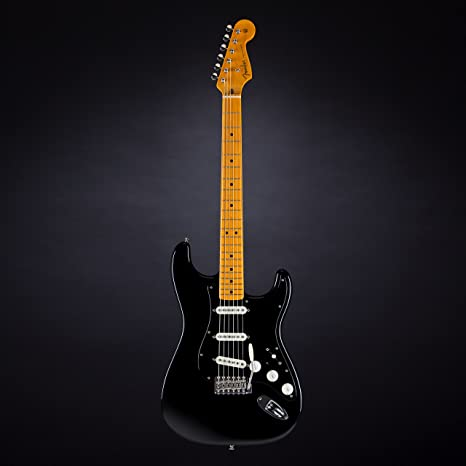 Fender David Gilmour Stratocaster NOS · Guitarra eléctrica: Amazon ...