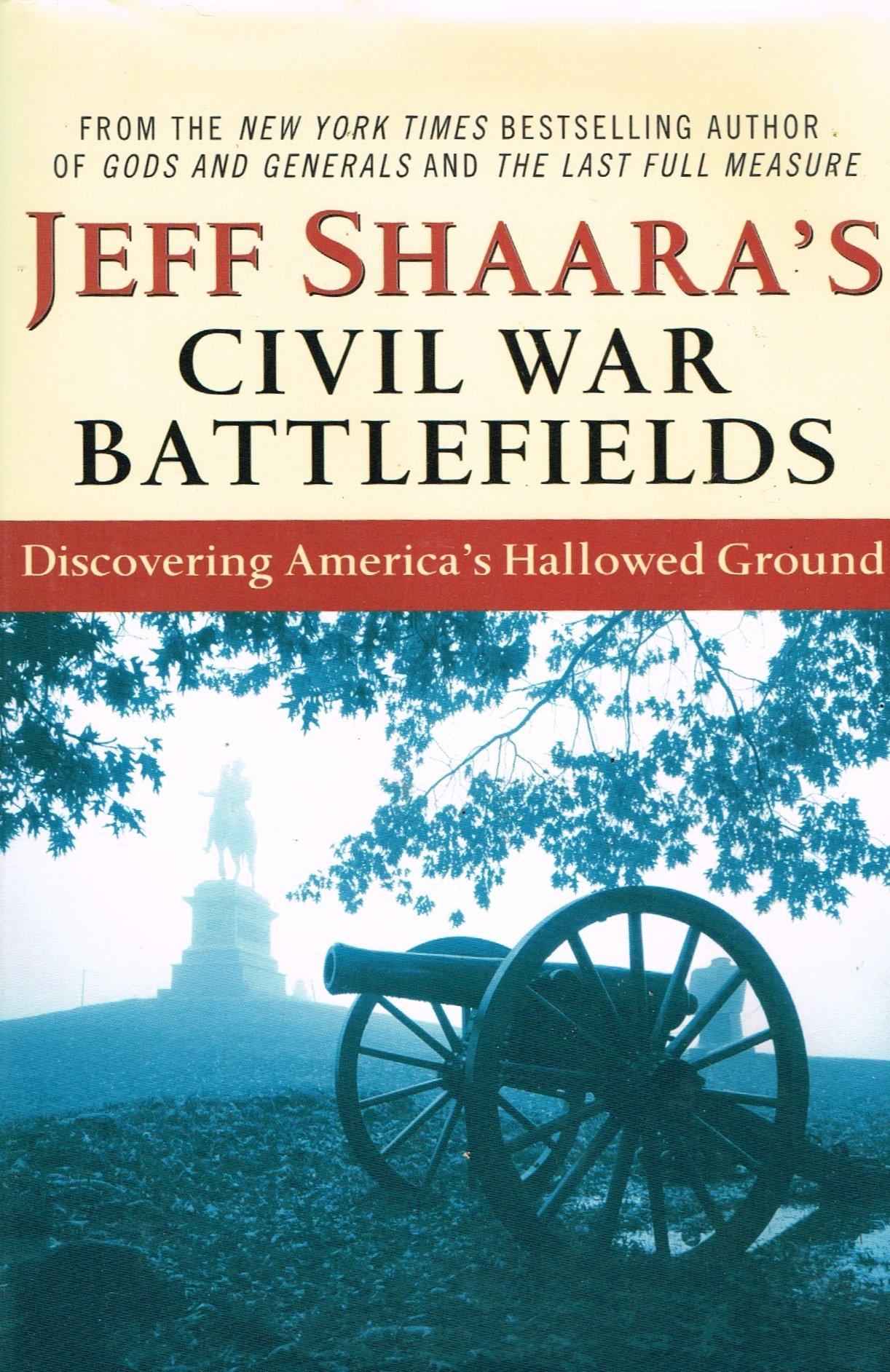 Download Civil War Battlefields: Discovering America's Hallowed Ground pdf