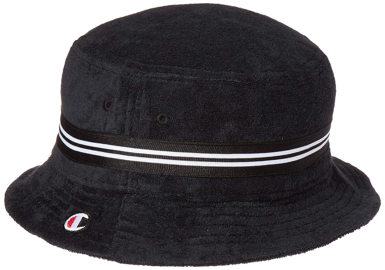 duża zniżka urok kosztów odebrać Champion LIFE Men's Terry Bucket Hat, Black, S-M: Amazon.co ...