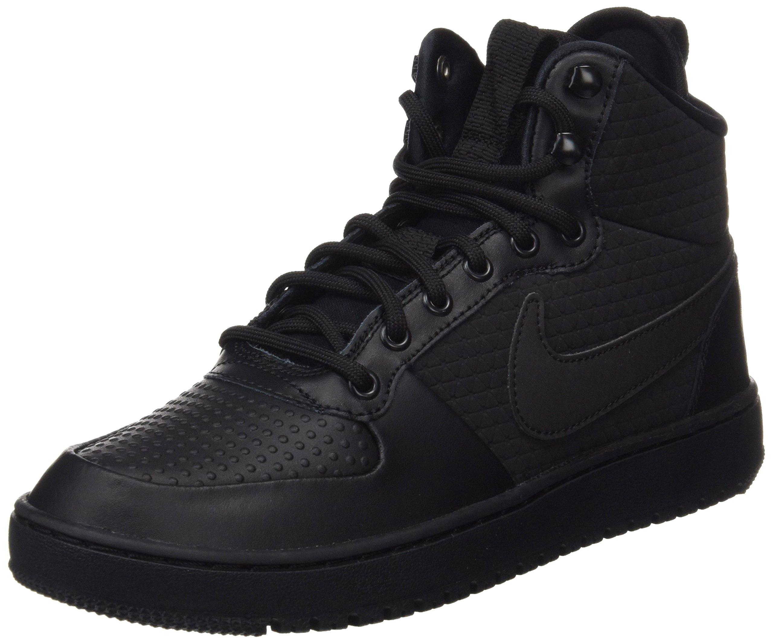 7787bf2b49 Galleon - Nike Court Borough Mid Winter Men s Waterproof Basketball Shoes  (8 D(M) US