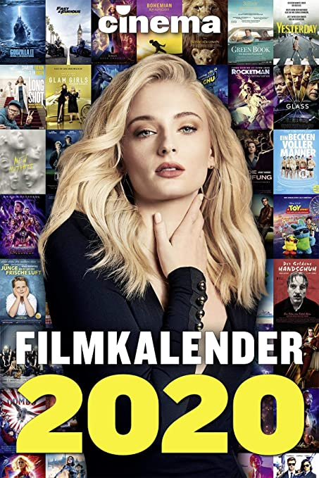 Close Up Calendario Cine, 2020: Amazon.es: Juguetes y juegos