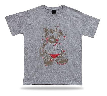 fa20d115a Teddy Bear Crying Heart Love Care stylish Tshirt tee shirt vector birthday  gift: Amazon.co.uk: Clothing